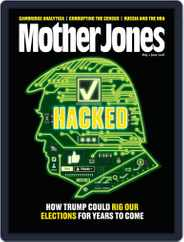 Mother Jones (Digital) Subscription May 1st, 2018 Issue