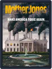 Mother Jones (Digital) Subscription March 1st, 2018 Issue