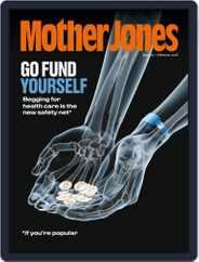 Mother Jones (Digital) Subscription January 1st, 2018 Issue
