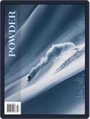 Powder (Digital) Subscription October 1st, 2019 Issue