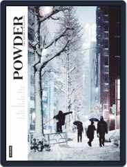 Powder (Digital) Subscription January 1st, 2019 Issue