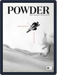 Powder (Digital) Subscription December 1st, 2017 Issue