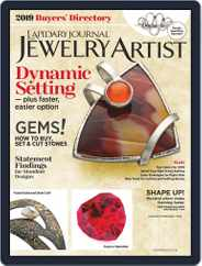Lapidary Journal Jewelry Artist (Digital) Subscription January 1st, 2019 Issue