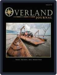 Overland Journal (Digital) Subscription October 1st, 2017 Issue
