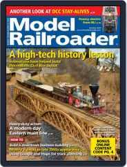 Model Railroader (Digital) Subscription October 1st, 2019 Issue