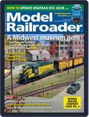 Model Railroader (Digital) Subscription August 1st, 2019 Issue