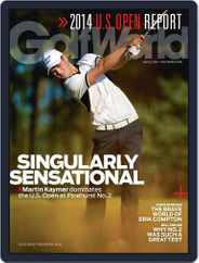 Golf World (Digital) Subscription June 17th, 2014 Issue