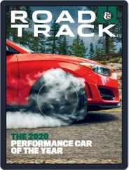 Road & Track Magazine (Digital) Subscription December 1st, 2019 Issue