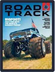 Road & Track Magazine (Digital) Subscription November 1st, 2019 Issue