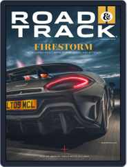 Road & Track Magazine (Digital) Subscription February 1st, 2019 Issue