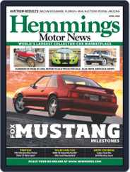 Hemmings Motor News (Digital) Subscription April 1st, 2020 Issue