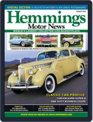 Hemmings Motor News (Digital) Subscription August 1st, 2019 Issue
