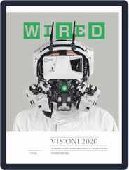 Wired Italia (Digital) Subscription December 1st, 2019 Issue