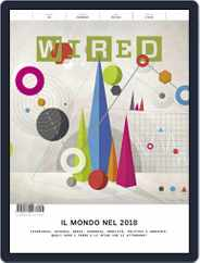Wired Italia (Digital) Subscription December 1st, 2017 Issue