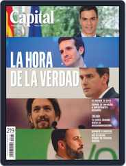 Capital Spain (Digital) Subscription March 1st, 2019 Issue