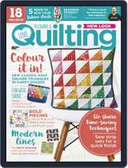 Love Patchwork & Quilting (Digital) Subscription April 1st, 2020 Issue