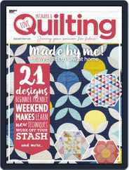 Love Patchwork & Quilting (Digital) Subscription March 1st, 2020 Issue