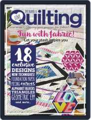 Love Patchwork & Quilting (Digital) Subscription February 1st, 2020 Issue
