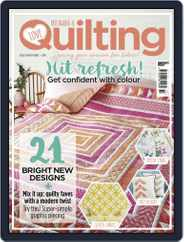 Love Patchwork & Quilting (Digital) Subscription August 1st, 2019 Issue