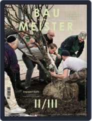 Baumeister (Digital) Subscription November 1st, 2019 Issue