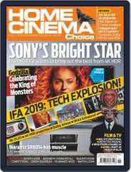 Home Cinema Choice (Digital) Subscription November 1st, 2019 Issue