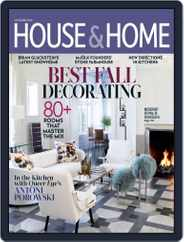House & Home (Digital) Subscription October 1st, 2019 Issue