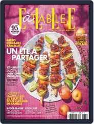 ELLE à Table (Digital) Subscription July 1st, 2020 Issue