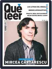 Que Leer (Digital) Subscription May 28th, 2020 Issue