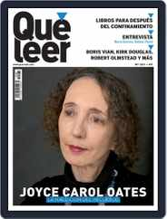 Que Leer (Digital) Subscription April 1st, 2020 Issue