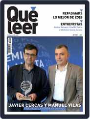 Que Leer (Digital) Subscription December 1st, 2019 Issue