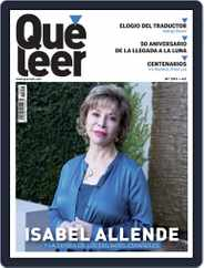 Que Leer (Digital) Subscription July 1st, 2019 Issue