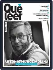 Que Leer (Digital) Subscription April 1st, 2019 Issue