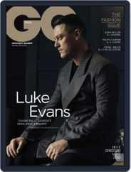 Gq Italia (Digital) Subscription January 1st, 2019 Issue