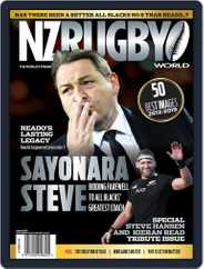 NZ Rugby World (Digital) Subscription December 1st, 2019 Issue
