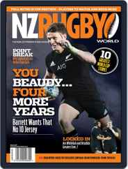 NZ Rugby World (Digital) Subscription August 1st, 2019 Issue