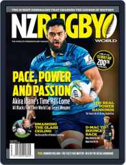 NZ Rugby World (Digital) Subscription June 1st, 2019 Issue