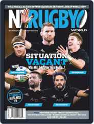NZ Rugby World (Digital) Subscription April 1st, 2019 Issue