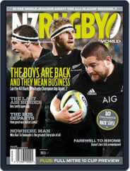 NZ Rugby World (Digital) Subscription August 1st, 2018 Issue