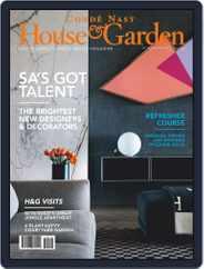 Condé Nast House & Garden (Digital) Subscription October 1st, 2019 Issue