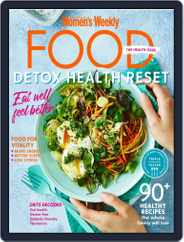 The Australian Women's Weekly Food (Digital) Subscription August 1st, 2019 Issue