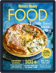 The Australian Women's Weekly Food (Digital) Subscription March 1st, 2019 Issue