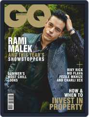 GQ South Africa (Digital) Subscription November 1st, 2019 Issue