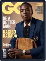 GQ South Africa (Digital) Subscription February 1st, 2019 Issue