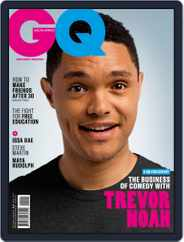 GQ South Africa (Digital) Subscription December 1st, 2018 Issue
