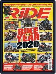 RiDE United Kingdom (Digital) Subscription July 1st, 2020 Issue