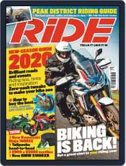 RiDE United Kingdom (Digital) Subscription May 1st, 2020 Issue