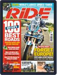 RiDE United Kingdom (Digital) Subscription June 1st, 2019 Issue
