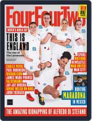 FourFourTwo UK (Digital) Subscription July 1st, 2019 Issue