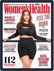Women's Health UK (Digital) Subscription December 1st, 2019 Issue