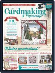 Cardmaking & Papercraft (Digital) Subscription December 1st, 2019 Issue
